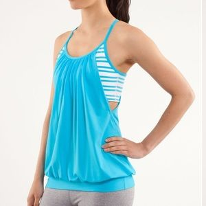 Lululemon No Limits Tank Top Size 4